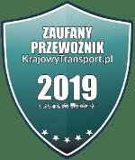 Zaufany przewoźnik 2019