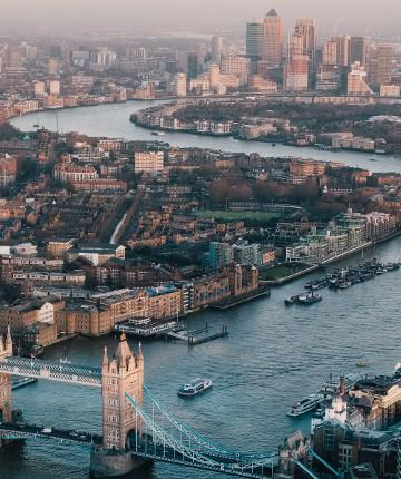 Trasa Kielce Londyn