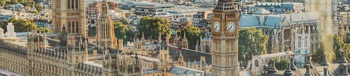 Podróż z Rzeszowa do Wielkiej Brytanii