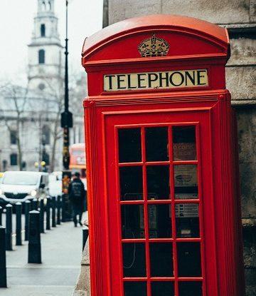 Świętokrzyskie - Anglia komunikacja