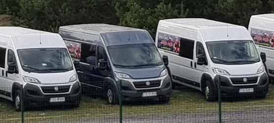 Flota busów Beska-Travel